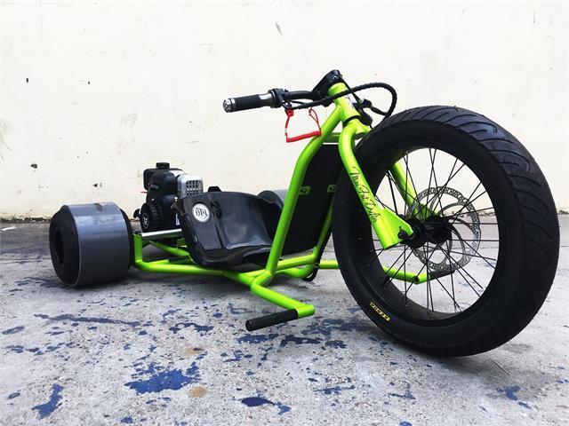 Drift Trike Gang Edmonton Atv Pros