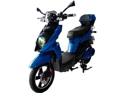 Daymak Electric Scooter Manual
