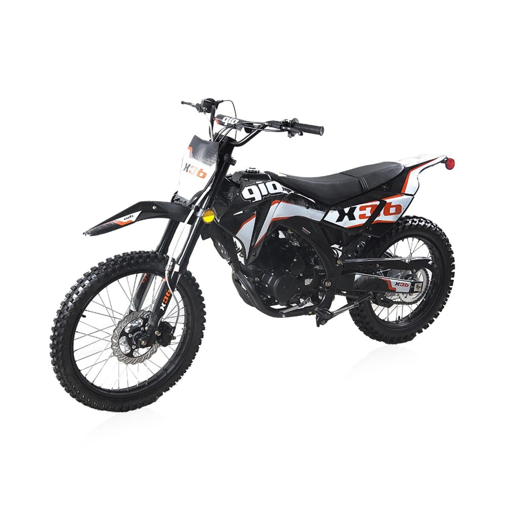 2015 Gio GX250 Dirt Bike