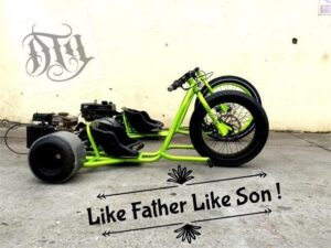 Mini Drift Trike (Drift Trike Gang)