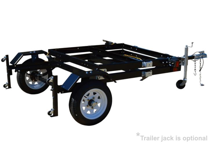 4 x 8 Fold-up Trailer