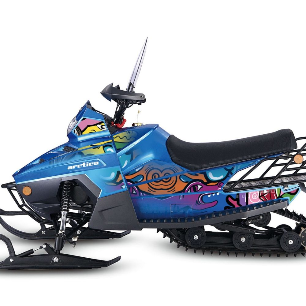 Gio Artica Youth Snowmobile