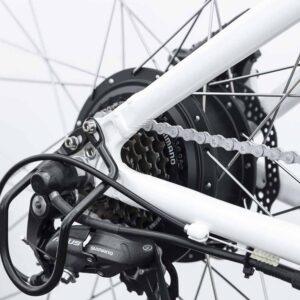 Vermont Long Range 500 Watt Electric Bicycle 5