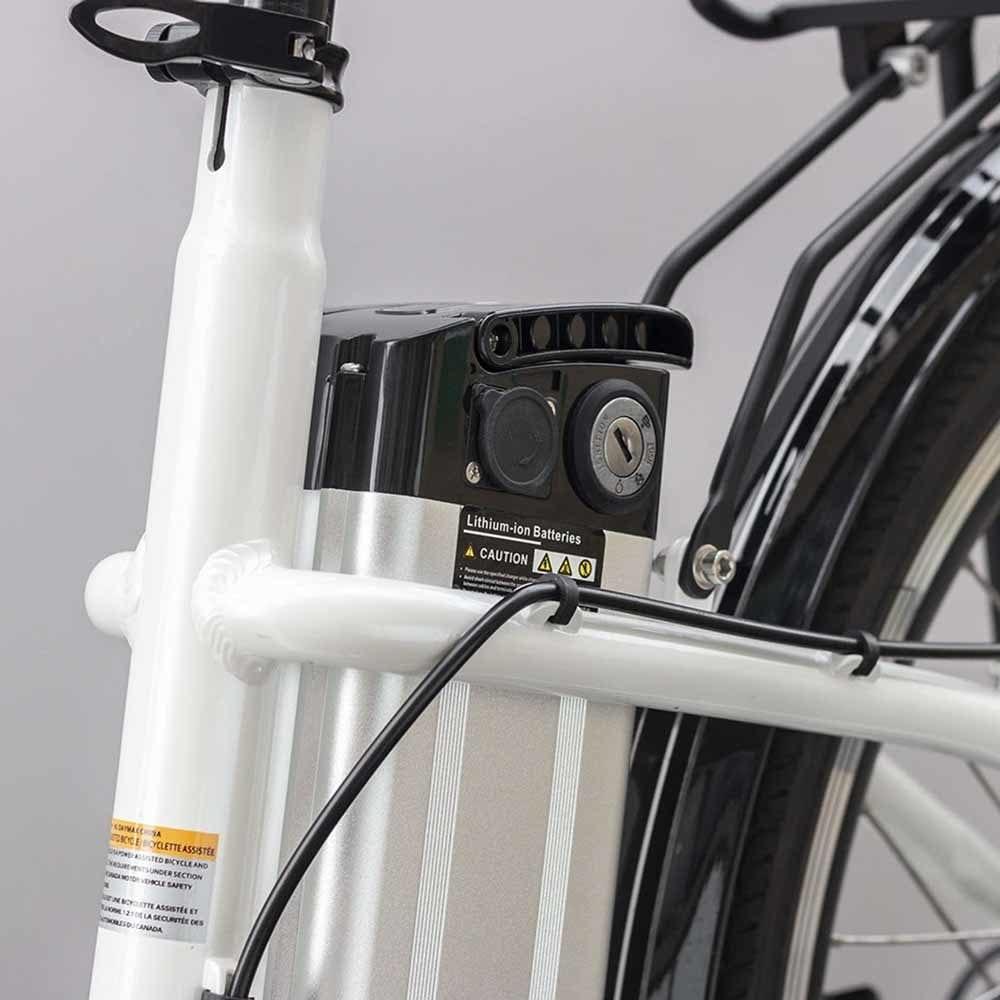 Paris Long Range 500W Electric Bicycle