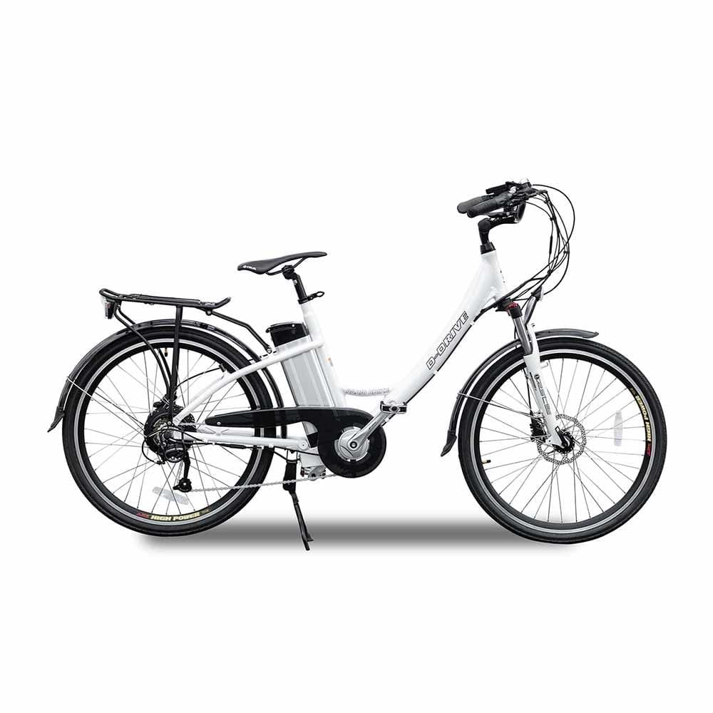 Paris Long Range 500W Electric Bicycle