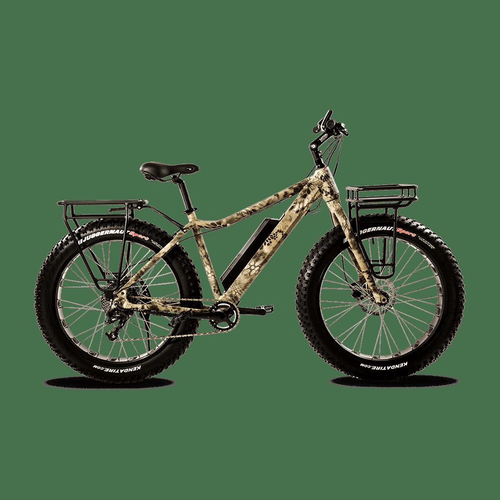 Surface 604 Boar 750 Watt Fat Tire Electric Bike