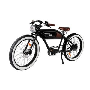 Greaser Fat Tire Racer Style E-bike 3