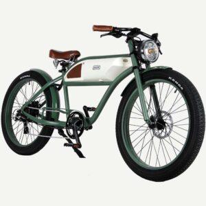 Greaser Fat Tire Racer Style E-bike 2