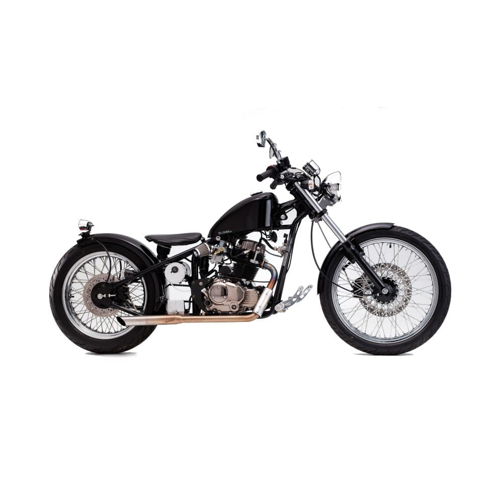 Cleveland Cycle Werks Heist 250cc Motorcycle