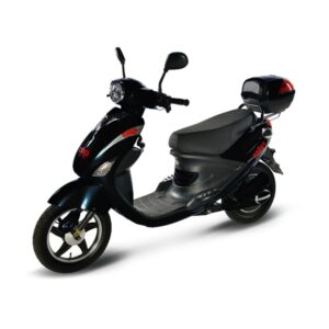Gio Italia 500 Watt Electric Scooter Black