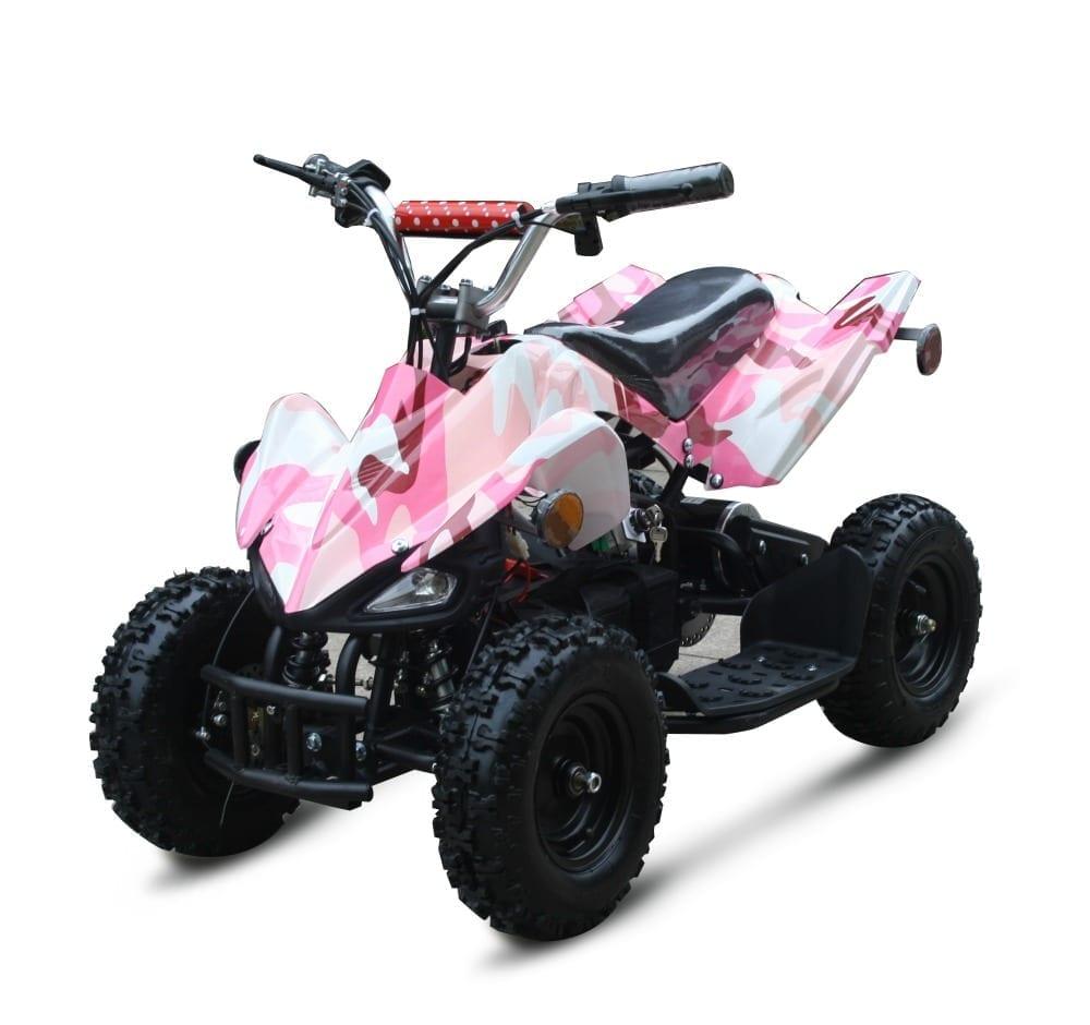 GIO Manteray 500 watt Electric Kids ATV