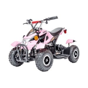Gio Rosso Kids 500 Watt Electric Kids ATV