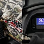 Hisun Forge 700cc ATV Speedometer