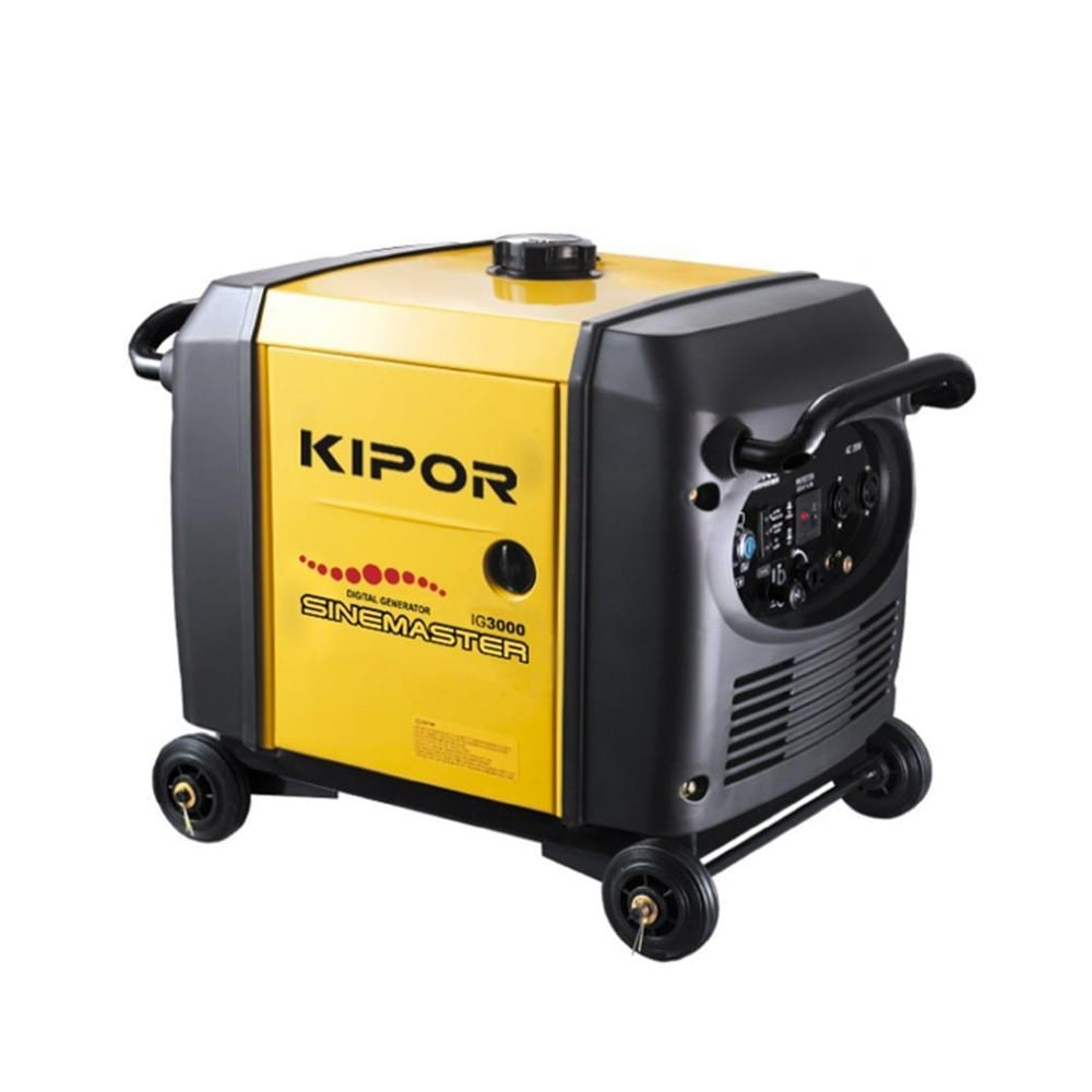 Kipor generator not starting