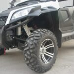 Odes 2015 800cc Raider UTV Front Side Profile