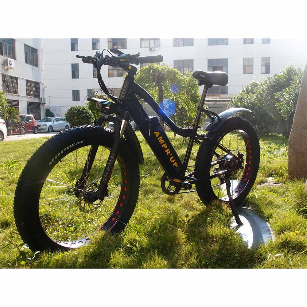 AMPR'UP 500Watt Fat Tire Electric Bike