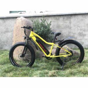 AMPR'UP 500Watt Fat Tire Electric Bike 3