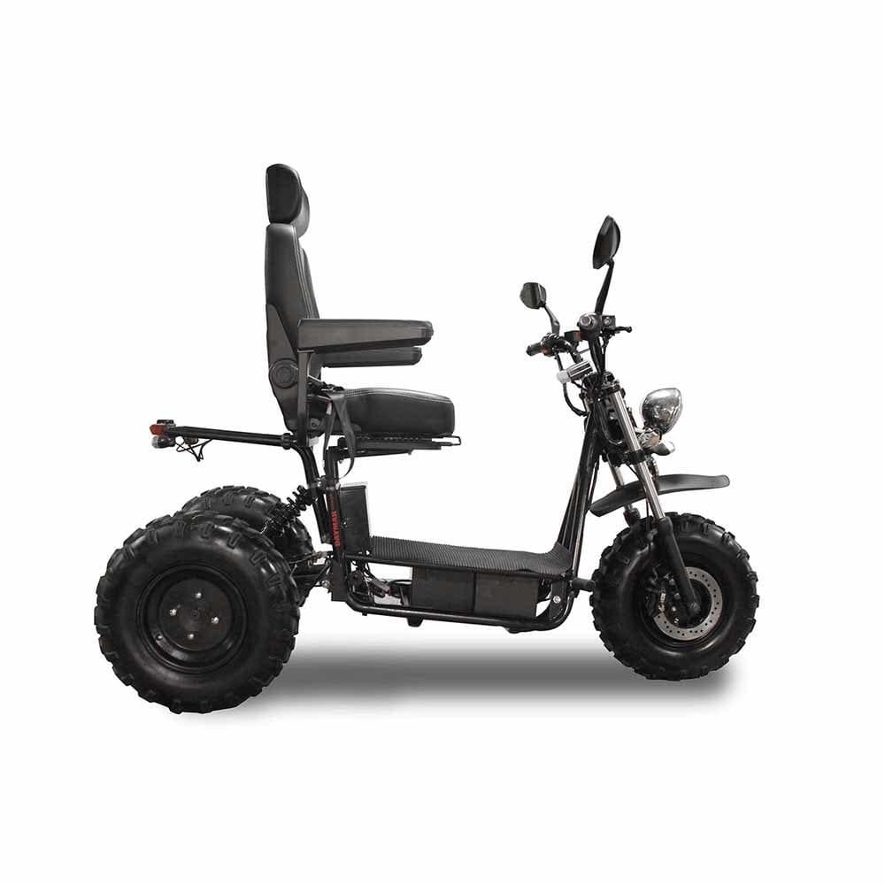 Daymak Boomerbeast 1000 Watt Mobility Scooter