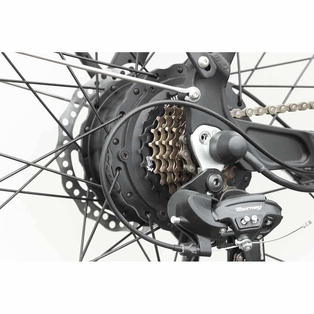 Daymak Wild Goose Double 500 Watt Fat Tire Electric Bike