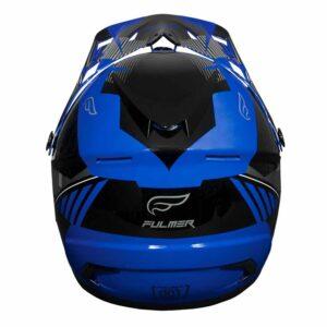 Fulmer 202 Edge - Blue Helmet 3