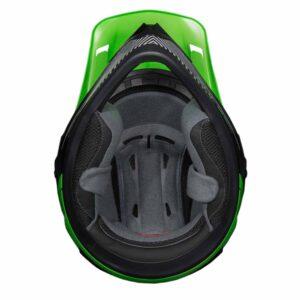 Fulmer 202 Edge - Green Helmet 4