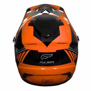 Fulmer 202 Edge - Orange-Helmet 4