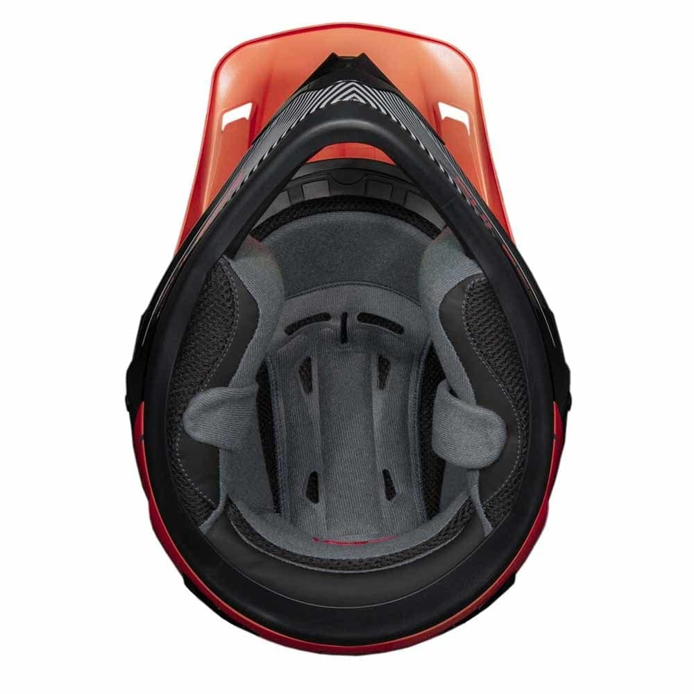Fulmer 202 Edge - Orange-Helmet
