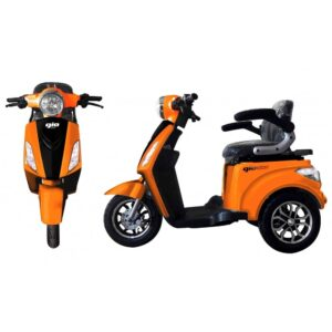 Gio Regal 500 Watt Electric Mobility Scooter 8