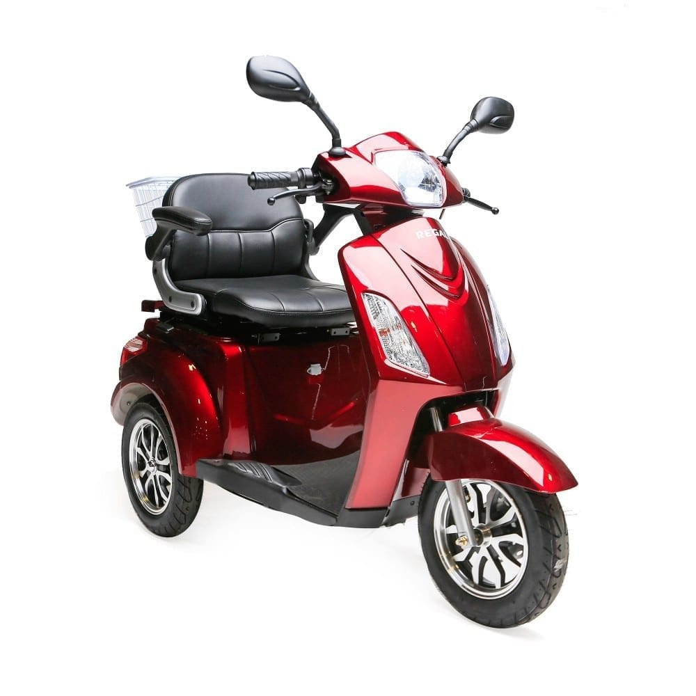 Gio Regal 500 Watt Electric Mobility Scooter 1