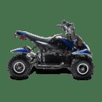 Rosso Sport 500 watt Electric Kids ATV 4