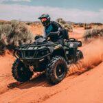 HiSun Tactic 550cc Utility ATV 2