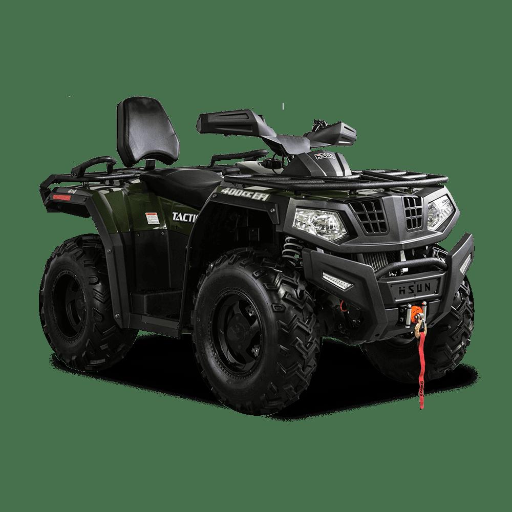 HiSun Tactic 400cc ATV 1