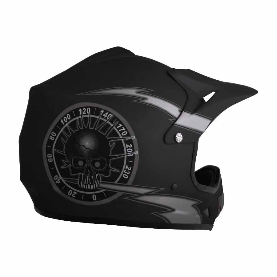PHX Zone 3 - Black Overclock Helmet