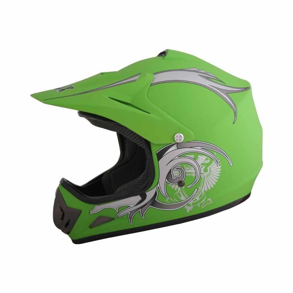 PHX Zone 3 - Green Premiere Helmet