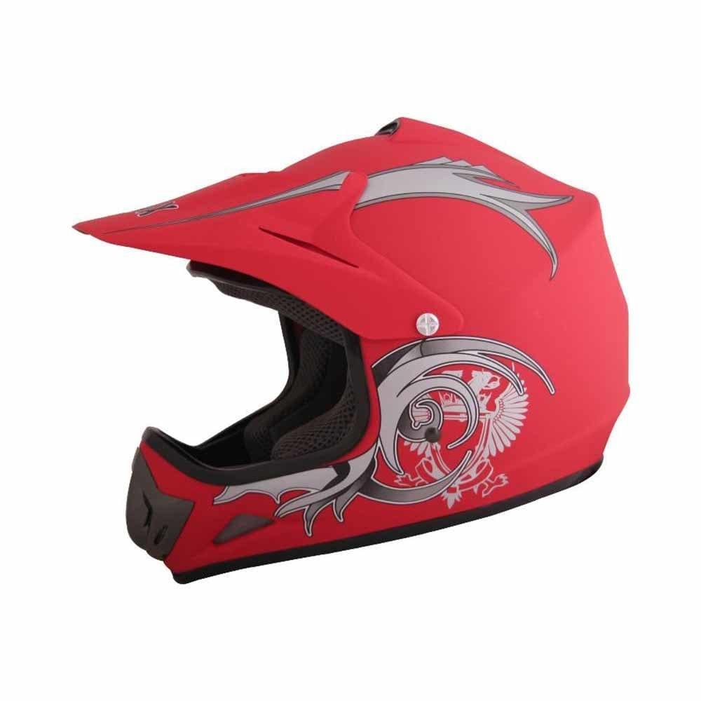 PHX Zone 3 - Red Premiere Helmet 1