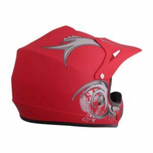 PHX Zone 3 - Red Premiere Helmet 2