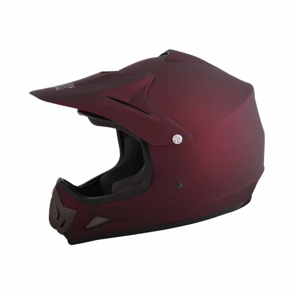 PHX Zone 3 - Burgundy Helmet