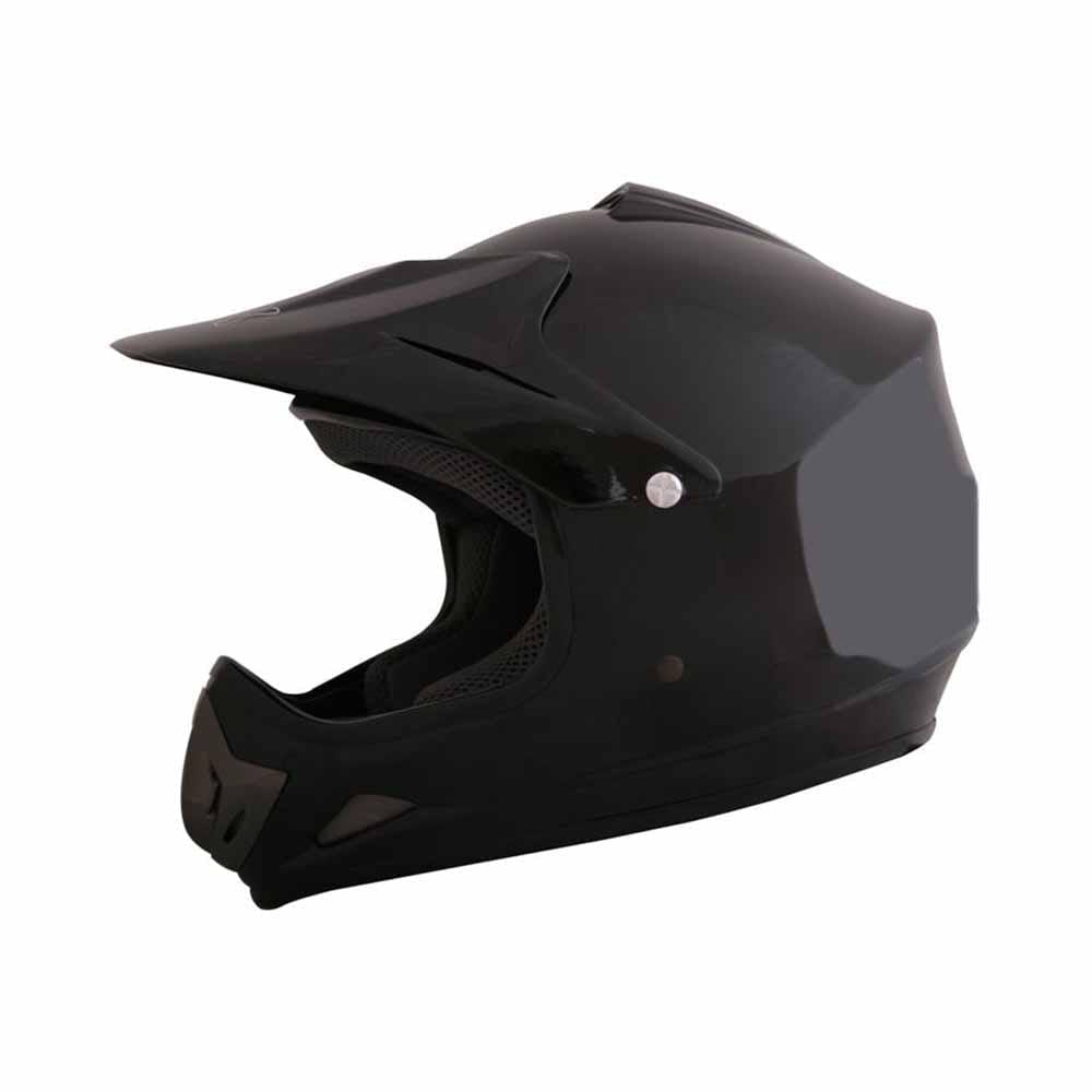 PHX Zone 3 - Pure Black Helmet