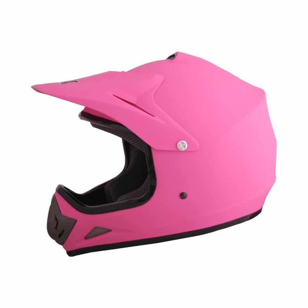 PHX Zone 3 - Flat Pink Helmet 1