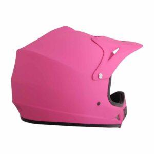 PHX Zone 3 - Flat Pink Helmet 2