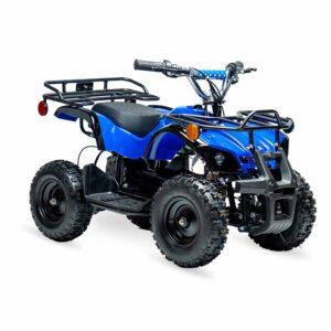 Rosso Utility Electric Kids ATV 3