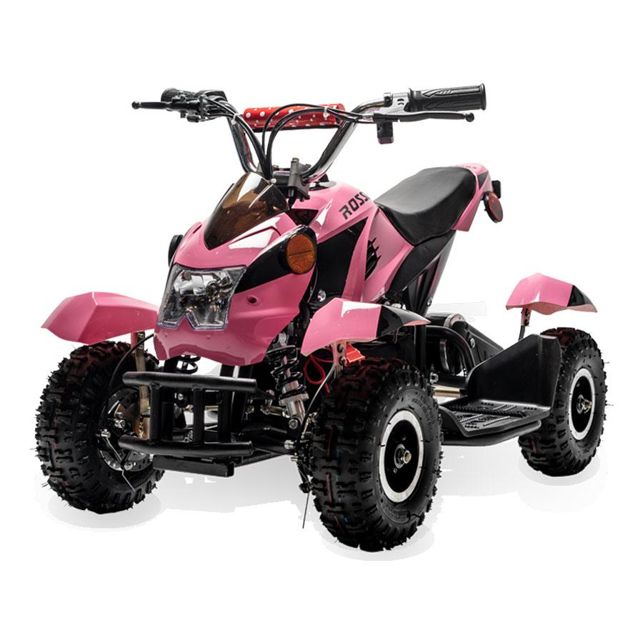 Rosso Mini Tron 500 Watt Electric Kids ATV