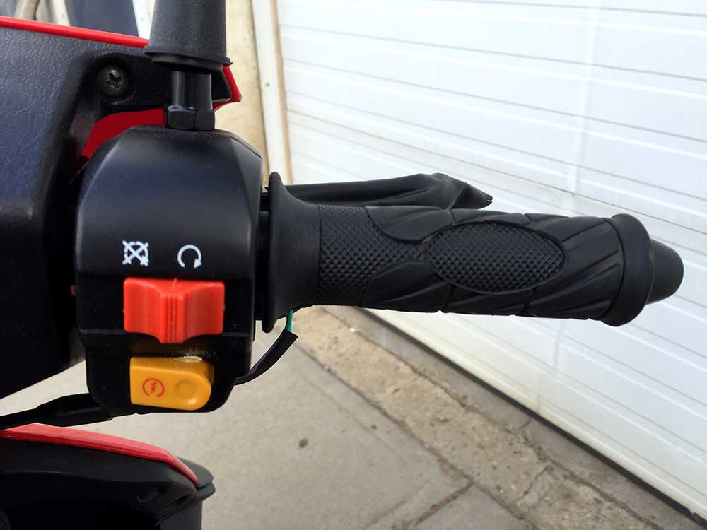 Tao Tao CY50-T3 Gas Scooter