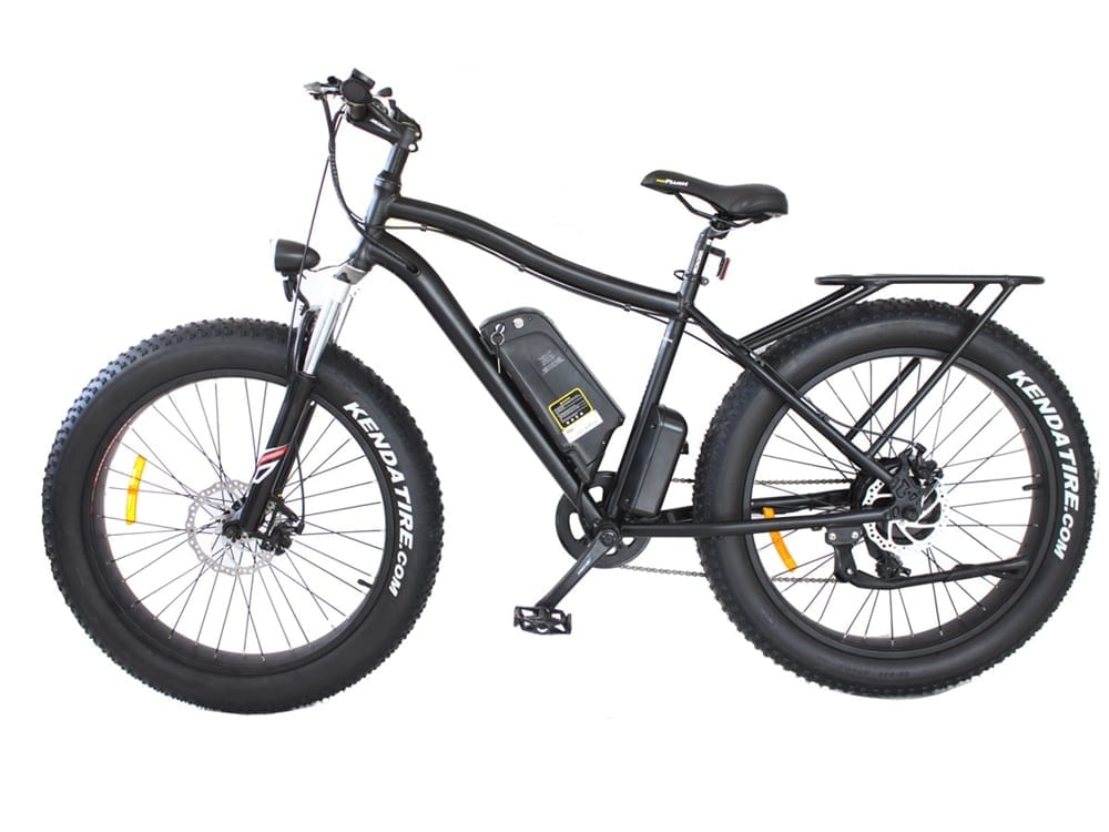 Daymak Wild Goose 500 Watt Fat Tire Electric Bike